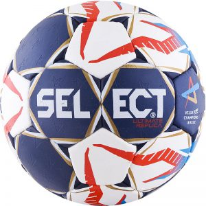 Мяч для гандбола Select Ultimate Replica EHF (размер 1)