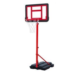 Баскетбольная стойка мобильная массовая